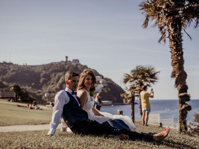 La boda de Pablo y Lucía en Donostia-San Sebastián, Guipúzcoa 579