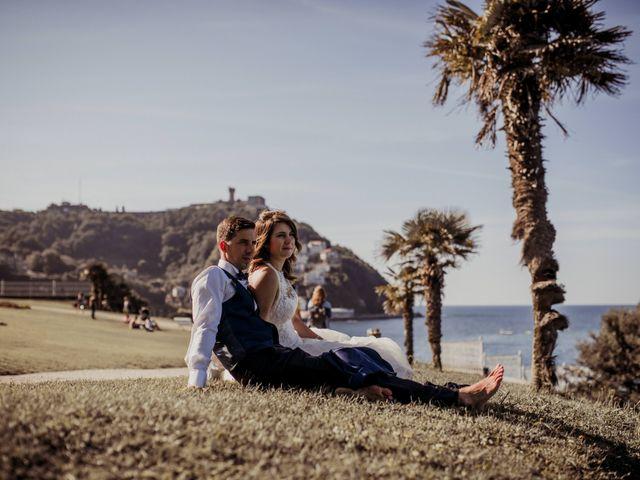 La boda de Pablo y Lucía en Donostia-San Sebastián, Guipúzcoa 580
