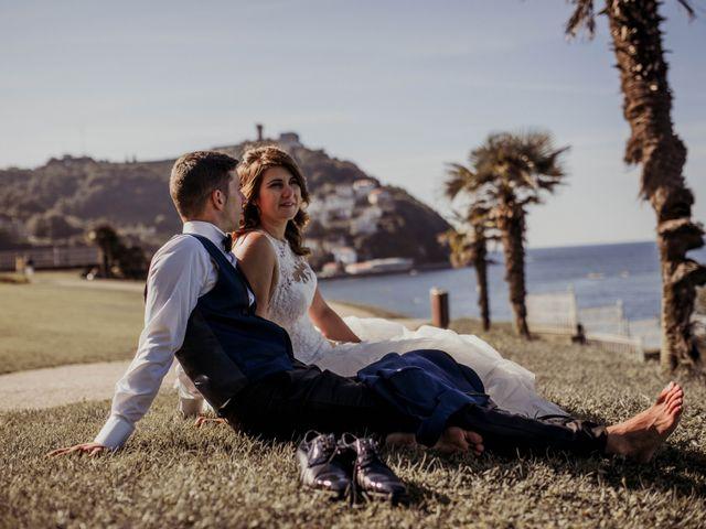 La boda de Pablo y Lucía en Donostia-San Sebastián, Guipúzcoa 582