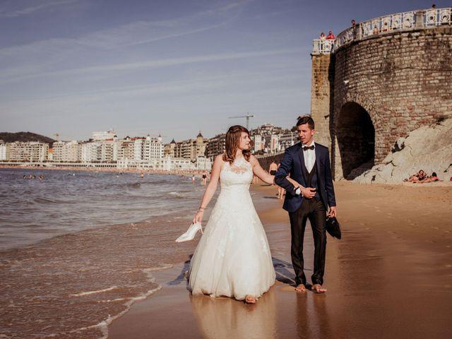 La boda de Pablo y Lucía en Donostia-San Sebastián, Guipúzcoa 595