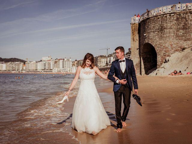 La boda de Pablo y Lucía en Donostia-San Sebastián, Guipúzcoa 599