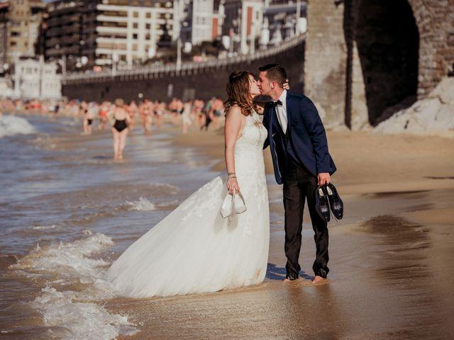 La boda de Pablo y Lucía en Donostia-San Sebastián, Guipúzcoa 603