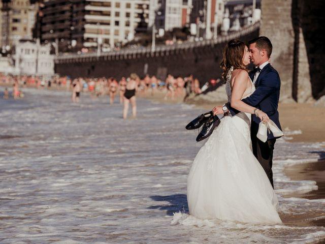 La boda de Pablo y Lucía en Donostia-San Sebastián, Guipúzcoa 607