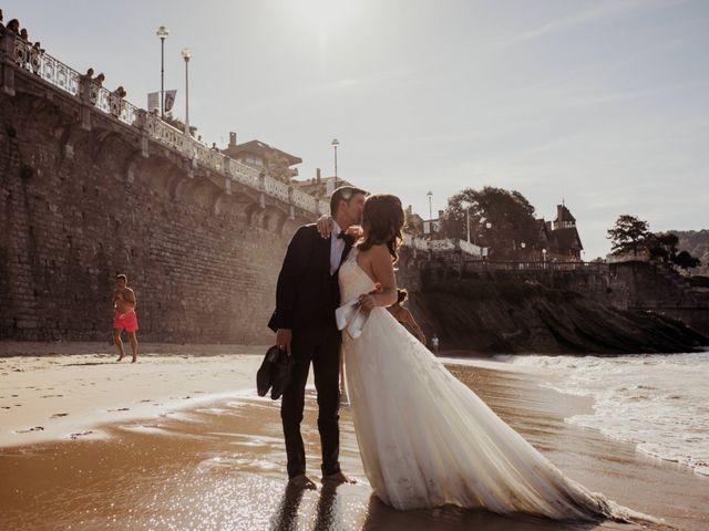La boda de Pablo y Lucía en Donostia-San Sebastián, Guipúzcoa 617