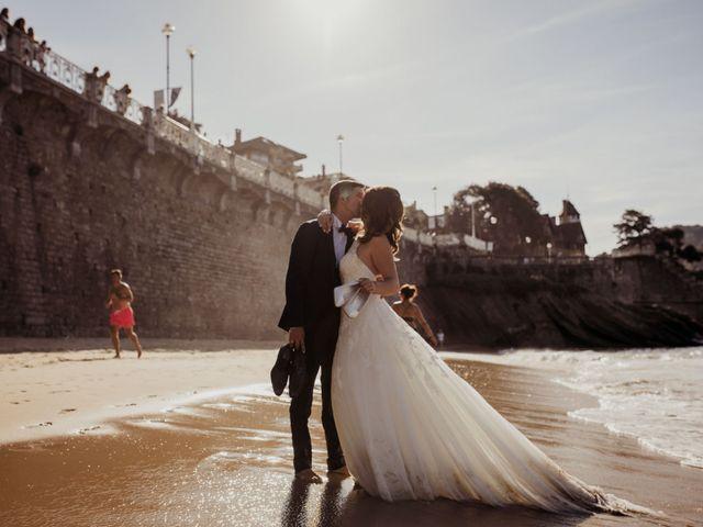La boda de Pablo y Lucía en Donostia-San Sebastián, Guipúzcoa 618