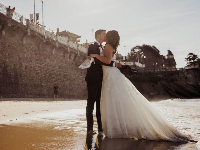 La boda de Pablo y Lucía en Donostia-San Sebastián, Guipúzcoa 620