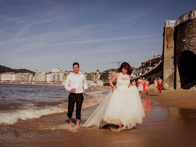 La boda de Pablo y Lucía en Donostia-San Sebastián, Guipúzcoa 622
