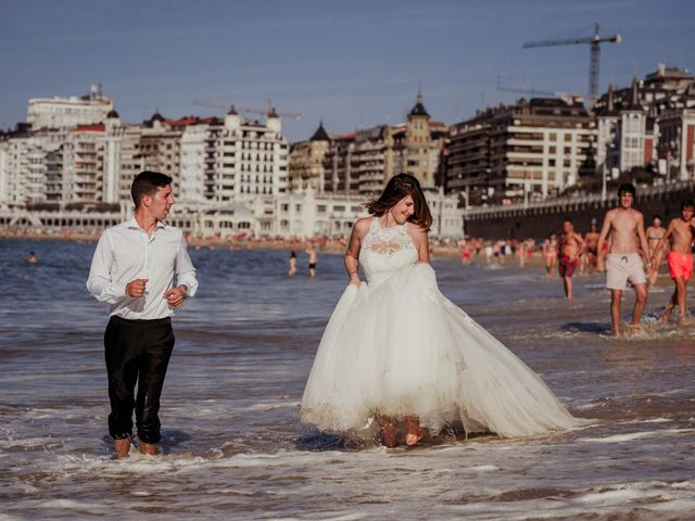 La boda de Pablo y Lucía en Donostia-San Sebastián, Guipúzcoa 624