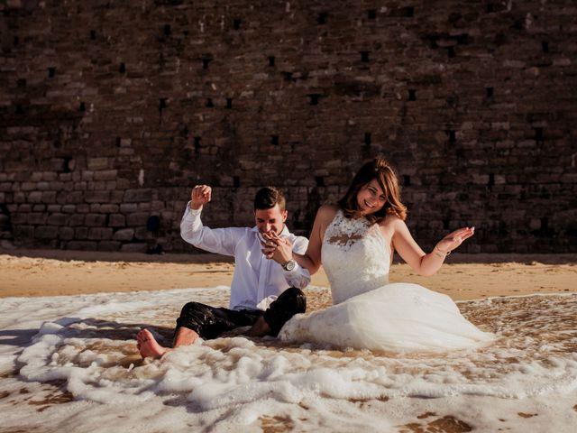 La boda de Pablo y Lucía en Donostia-San Sebastián, Guipúzcoa 629