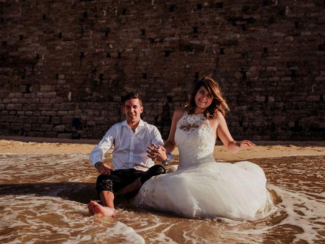 La boda de Pablo y Lucía en Donostia-San Sebastián, Guipúzcoa 630
