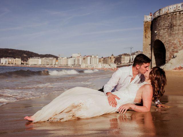 La boda de Pablo y Lucía en Donostia-San Sebastián, Guipúzcoa 640