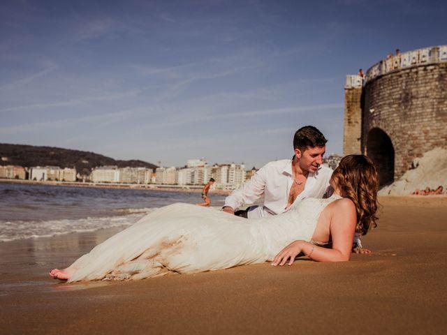 La boda de Pablo y Lucía en Donostia-San Sebastián, Guipúzcoa 643