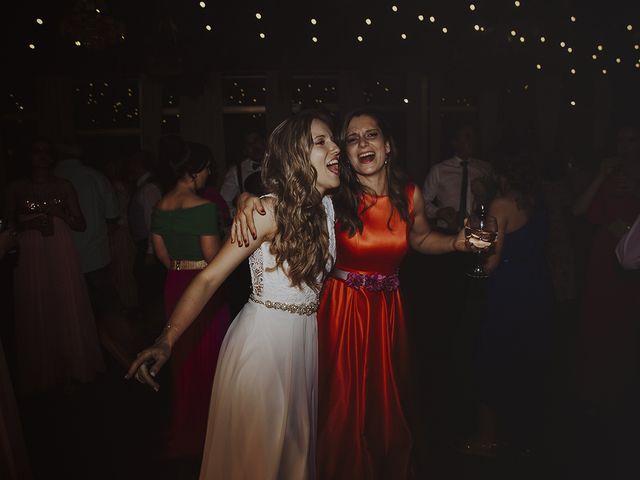 La boda de Albert  y Iria  en Eiron, A Coruña 1