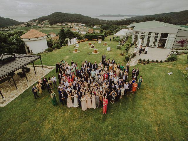 La boda de Albert  y Iria  en Eiron, A Coruña 5