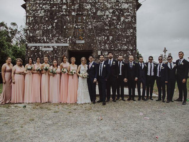 La boda de Albert  y Iria  en Eiron, A Coruña 2