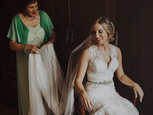 La boda de Albert  y Iria  en Eiron, A Coruña 7