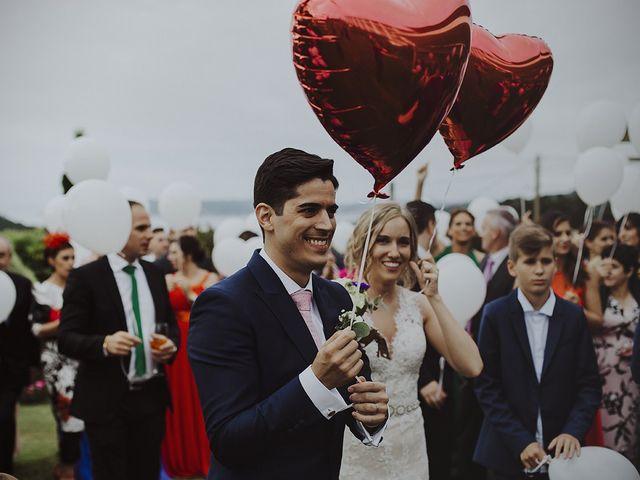La boda de Albert  y Iria  en Eiron, A Coruña 12