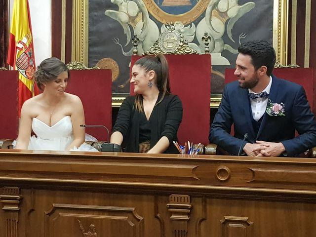 La boda de Edu y Teresa en Elx/elche, Alicante 6