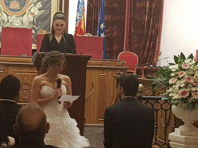 La boda de Edu y Teresa en Elx/elche, Alicante 16