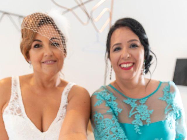 La boda de Ángel y Lucy en San Bartolomé, Las Palmas 3