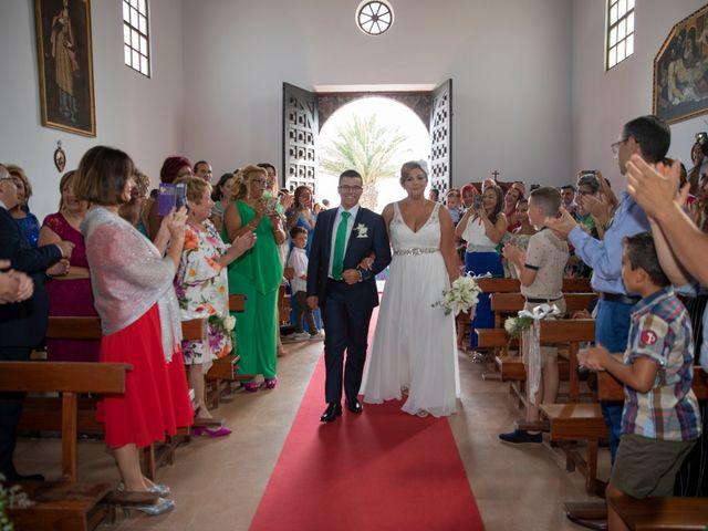 La boda de Ángel y Lucy en San Bartolomé, Las Palmas 5