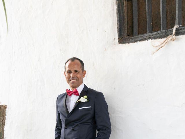 La boda de Ángel y Lucy en San Bartolomé, Las Palmas 14