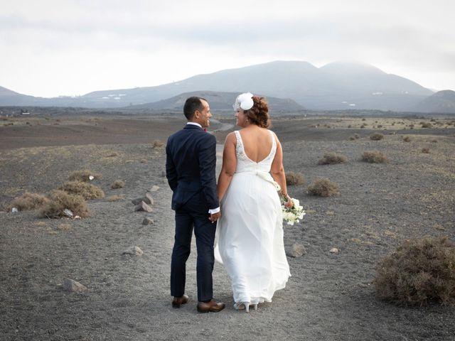 La boda de Ángel y Lucy en San Bartolomé, Las Palmas 15