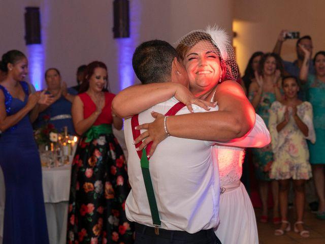 La boda de Ángel y Lucy en San Bartolomé, Las Palmas 25