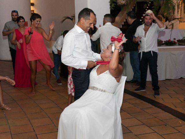 La boda de Ángel y Lucy en San Bartolomé, Las Palmas 31