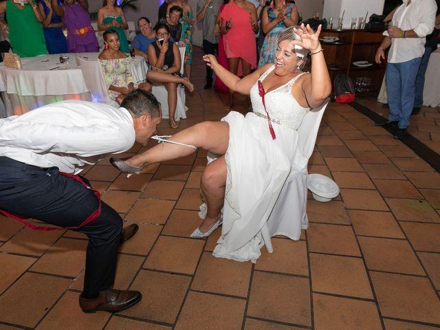 La boda de Ángel y Lucy en San Bartolomé, Las Palmas 32