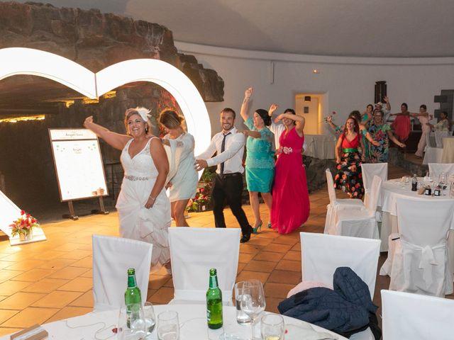 La boda de Ángel y Lucy en San Bartolomé, Las Palmas 33