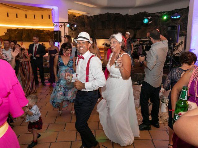 La boda de Ángel y Lucy en San Bartolomé, Las Palmas 34