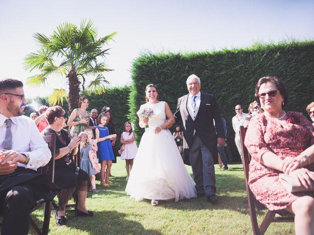 La boda de Germán y Nieves en Ponferrada, León 25