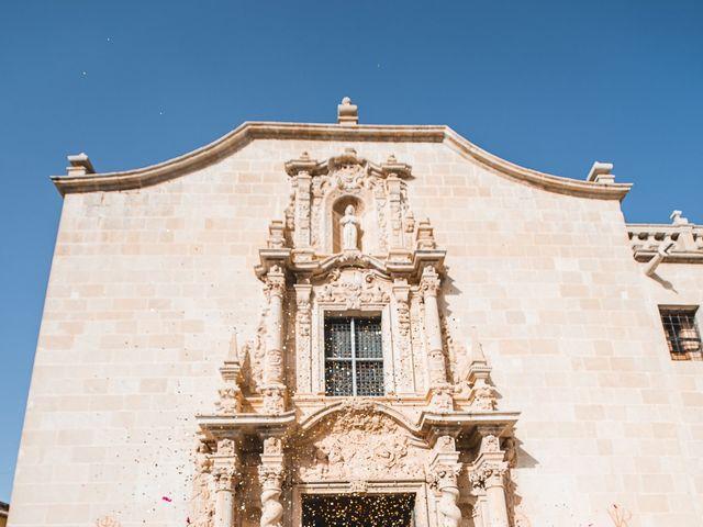 La boda de Sergio y Mónica en San Juan De Alicante, Alicante 4