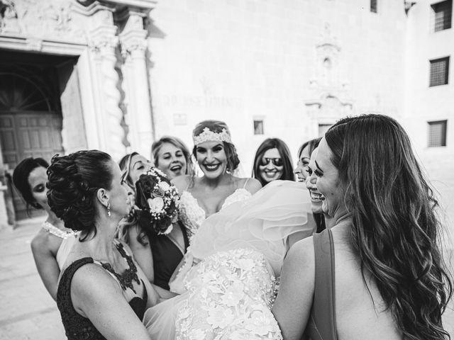 La boda de Sergio y Mónica en San Juan De Alicante, Alicante 11