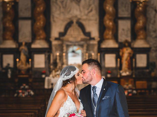 La boda de Sergio y Mónica en San Juan De Alicante, Alicante 28