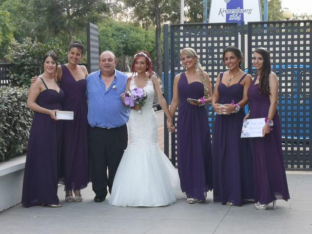 La boda de Raul y Athenea en Sagunt/sagunto, Valencia 3