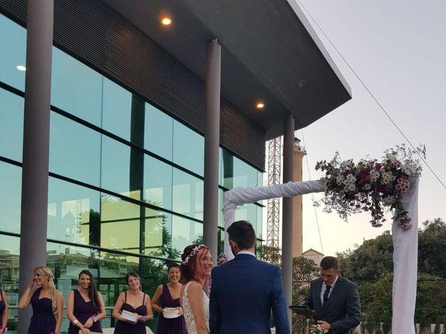 La boda de Raul y Athenea en Sagunt/sagunto, Valencia 8