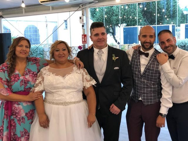 La boda de Marco y Rosana  en Muro De Alcoy, Alicante 2