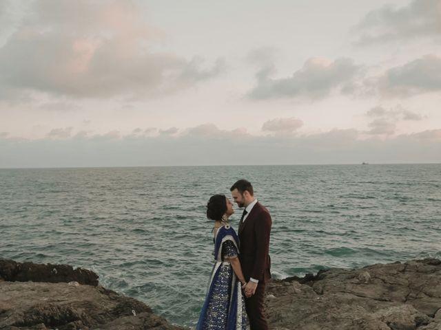 La boda de Gigna y John