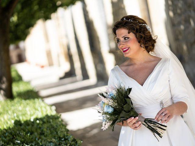 La boda de David y Pilar en Ubeda, Jaén 11