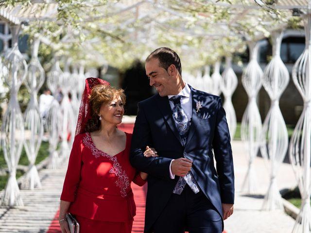La boda de David y Pilar en Ubeda, Jaén 12