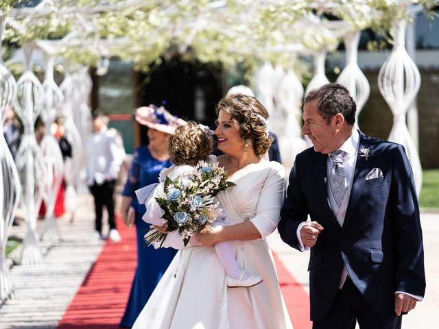 La boda de David y Pilar en Ubeda, Jaén 13