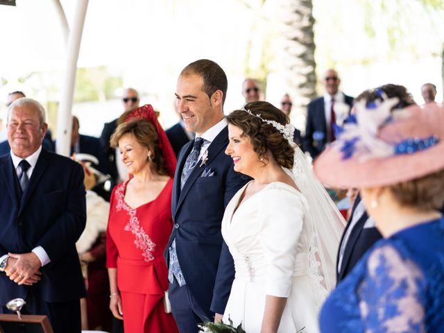 La boda de David y Pilar en Ubeda, Jaén 14