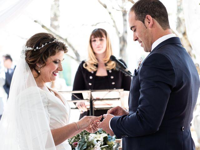 La boda de David y Pilar en Ubeda, Jaén 16