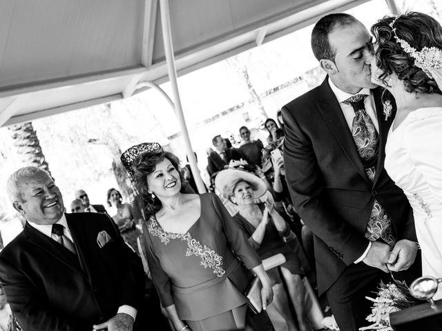 La boda de David y Pilar en Ubeda, Jaén 17