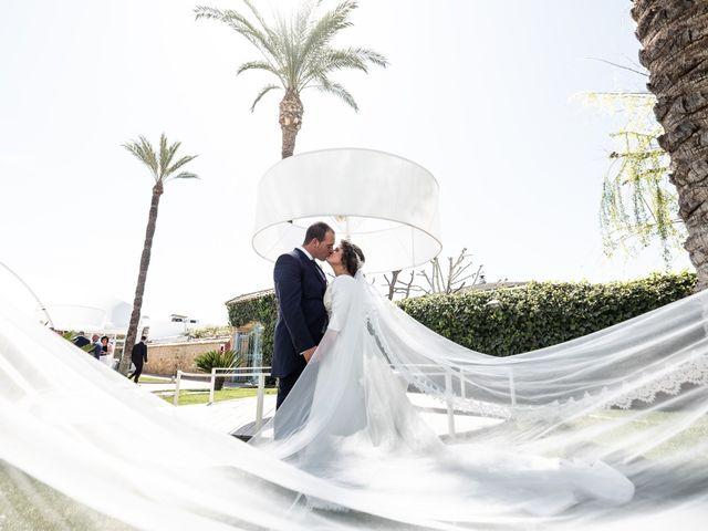 La boda de David y Pilar en Ubeda, Jaén 19