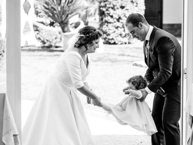 La boda de David y Pilar en Ubeda, Jaén 20
