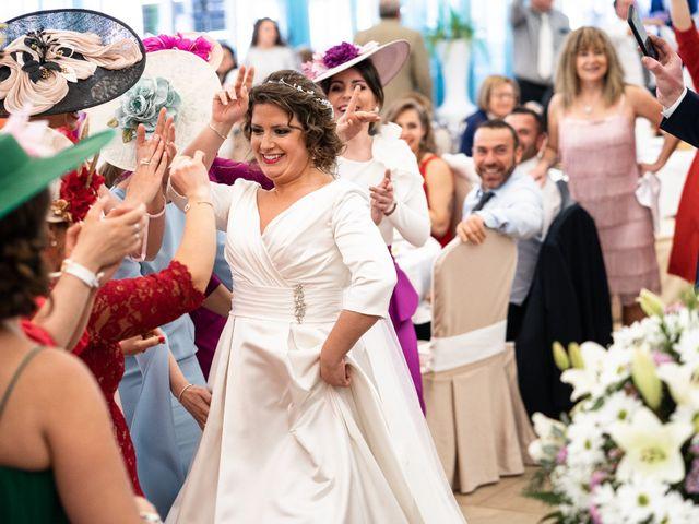 La boda de David y Pilar en Ubeda, Jaén 23