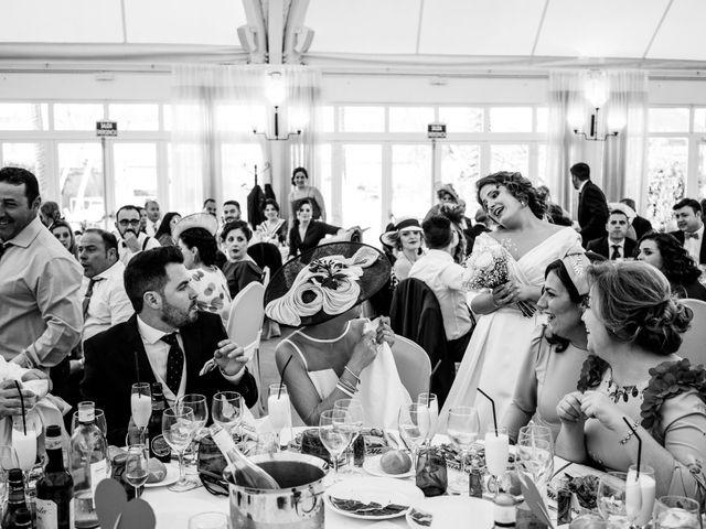 La boda de David y Pilar en Ubeda, Jaén 24